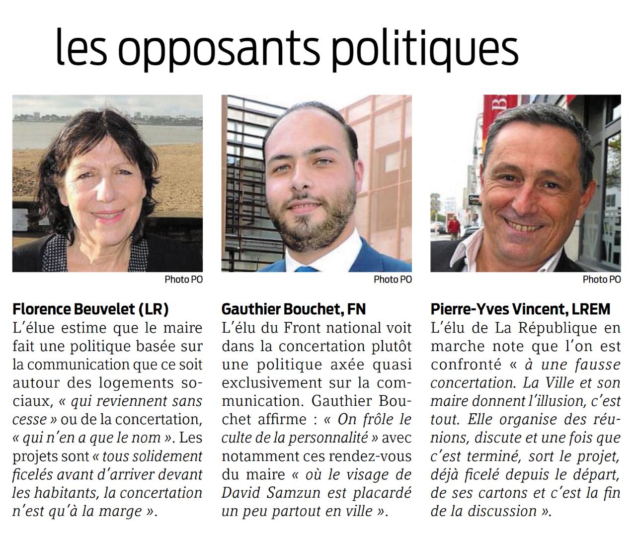 Saint-Nazaire : la concertation ne fait pas l'unanimité